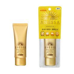 2017年新款ANESSA/安热沙 新款超防水金瓶防晒霜 脸部专用 SPF50+PA++++