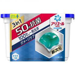 阿丽尔洗衣液凝胶球功率凝胶球S身体352克(18件)