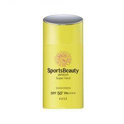 KOSE新sports beauty运动型强力清爽防水防晒乳液霜50ml