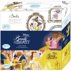 美容与野兽光采乳液盒纸巾200双(400张)×3包