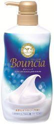 【双十二年终盛典】COW牛乳石碱 Bouncia 浓密泡沫美肌沐浴露 悦心花香味 550ml