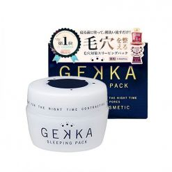 GEKKA睡眠面膜免洗面膜保湿补水滋润收缩毛孔去黑头80g