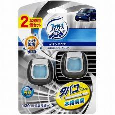 febreze风倍清汽车香水 空调出风口家用日本宝洁车载液体香水室内