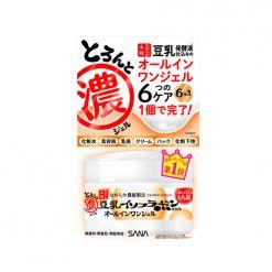 SANA豆乳6合1多效保湿凝胶霜100g