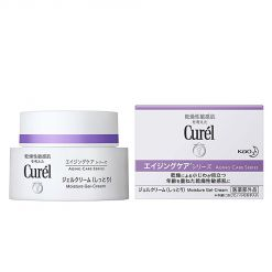 Curel/珂润紫色紧致保湿啫喱面霜50g