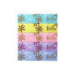 紧凑盒纸巾300张(150双)×5件包装