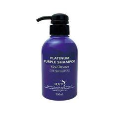 ROYD 颜色护理洗发水护色固色锁色 紫色系300ml