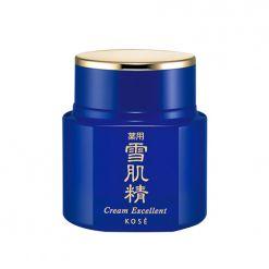 日本KOSE/高丝 雪肌精 药用多效精华 亮肤补水保湿修复面霜50g