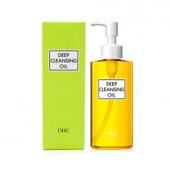 DHC橄榄卸妆油200mL深层清洁毛孔温和易冲洗